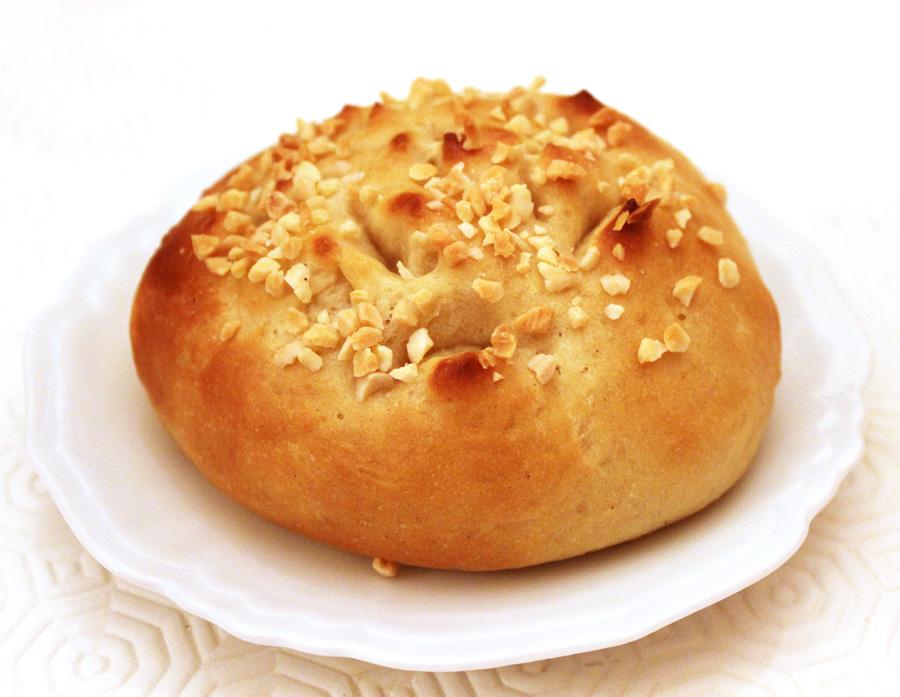 Petites Brioches façon pain au lait