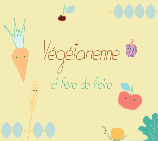 Végétarienne