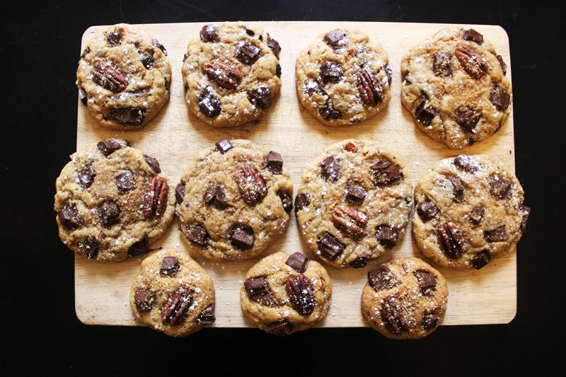 MA recette de cookie végétalienne
