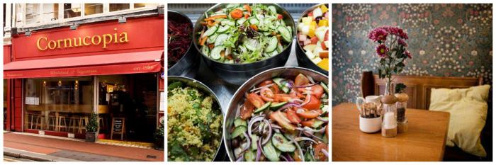 mon restaurant vegan préféré à Dublin