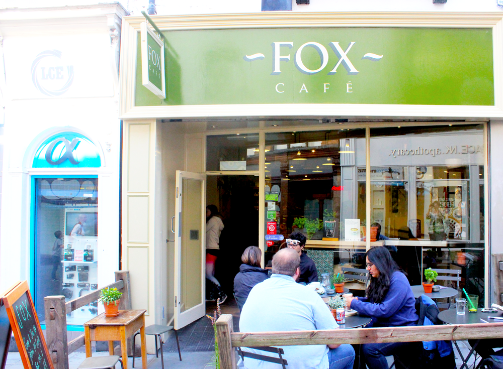 The Fox Cafe