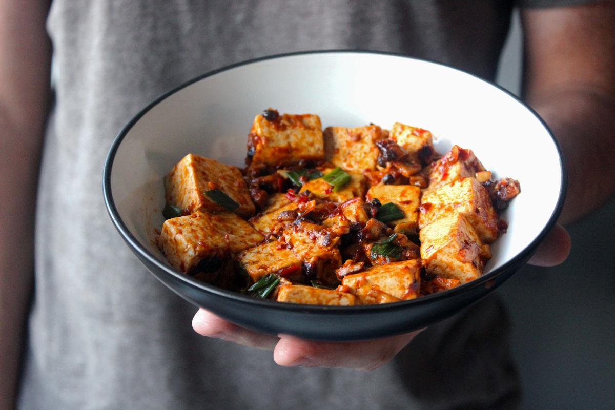 Le Mapo tofu de Florent