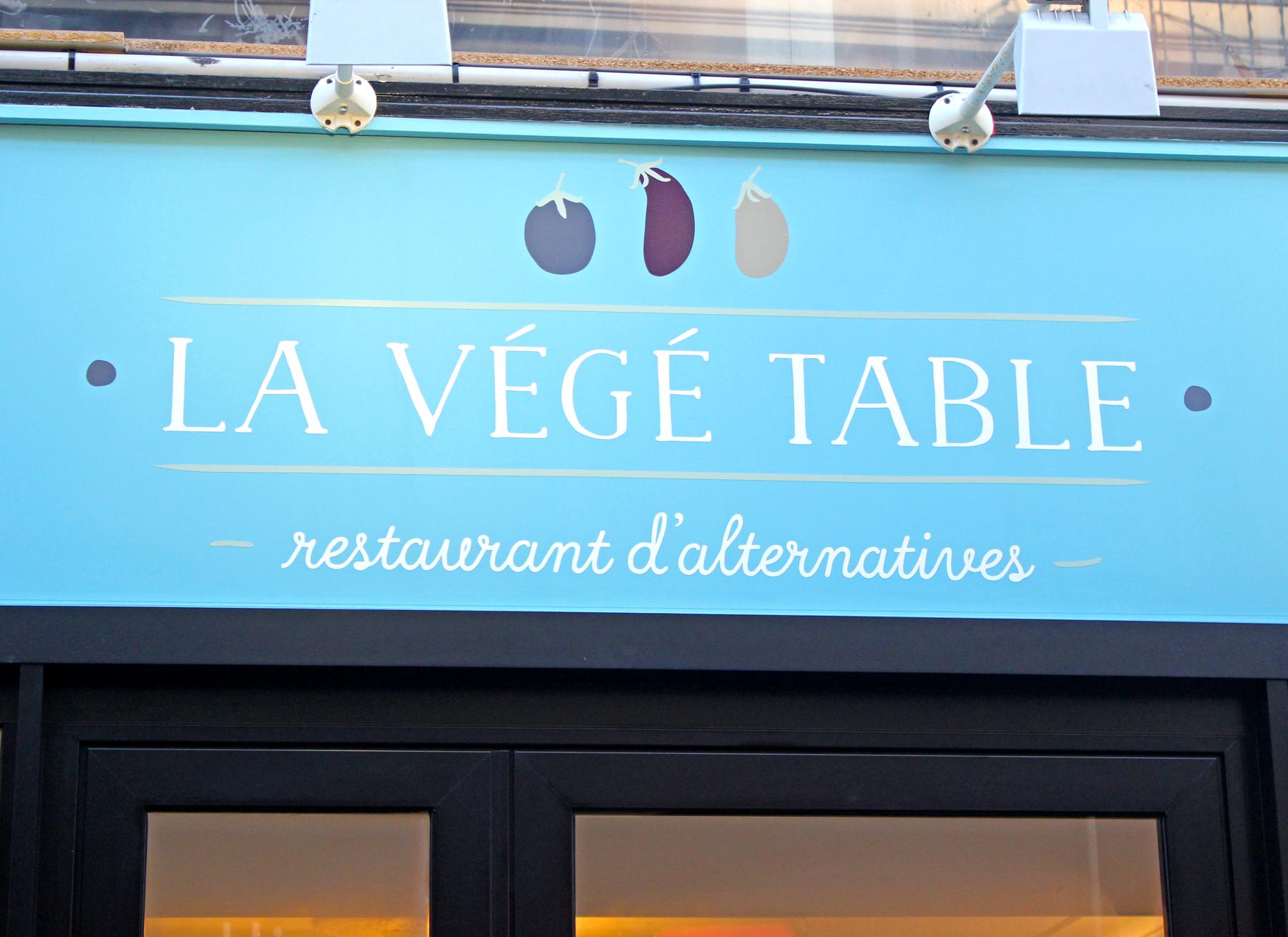 La Végé Table, Restaurant d'alternatives à Reims