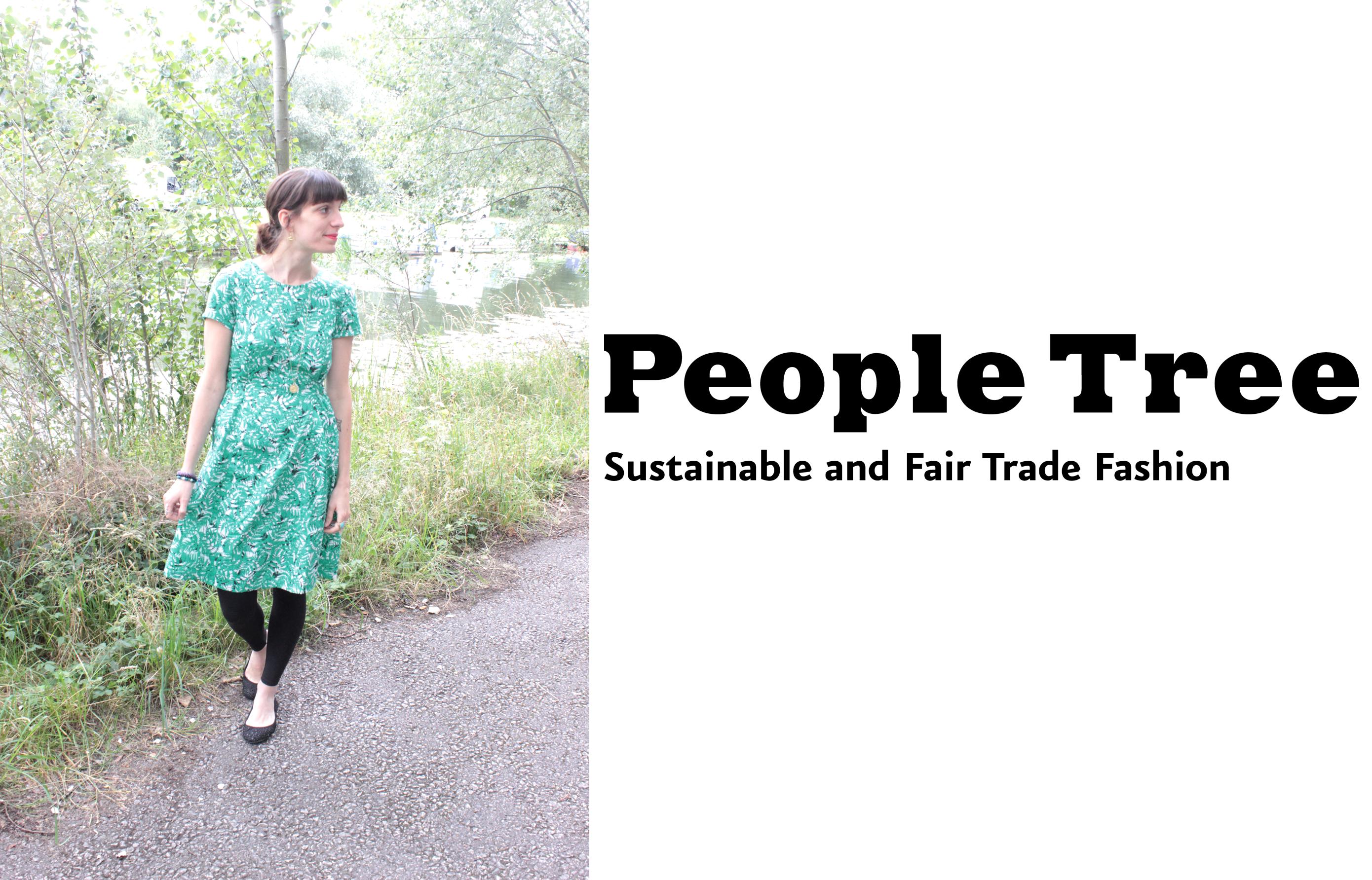 People Tree : une marque Anglaise éthique et soucieuse de l'environnement