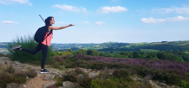Randonnée dans le Peak District : la beauté de la campagne Anglaise